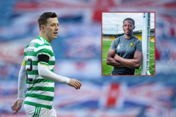 Celtic's Callum McGregor should not have been sent-off in Rangers defeat, says Bartley
