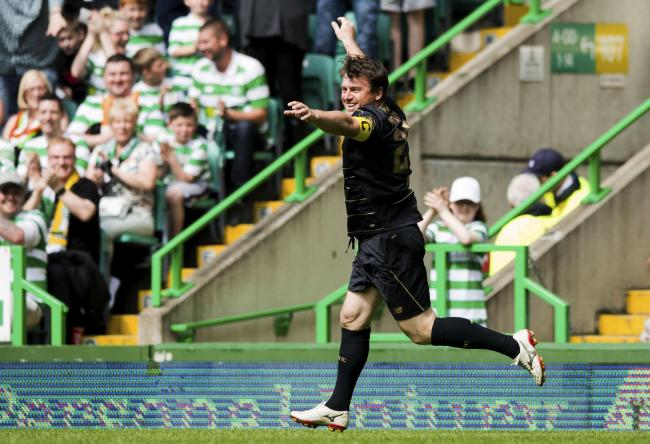 Lubo Moravcik is expecting a much improved Celtic side next season.