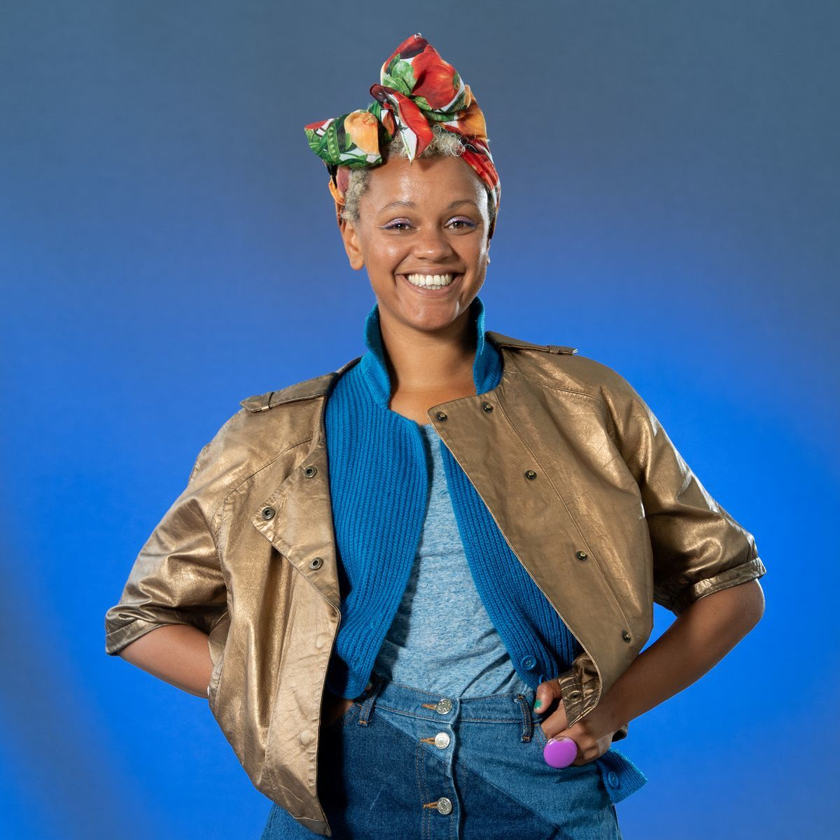 Podcast host Gemma Cairney