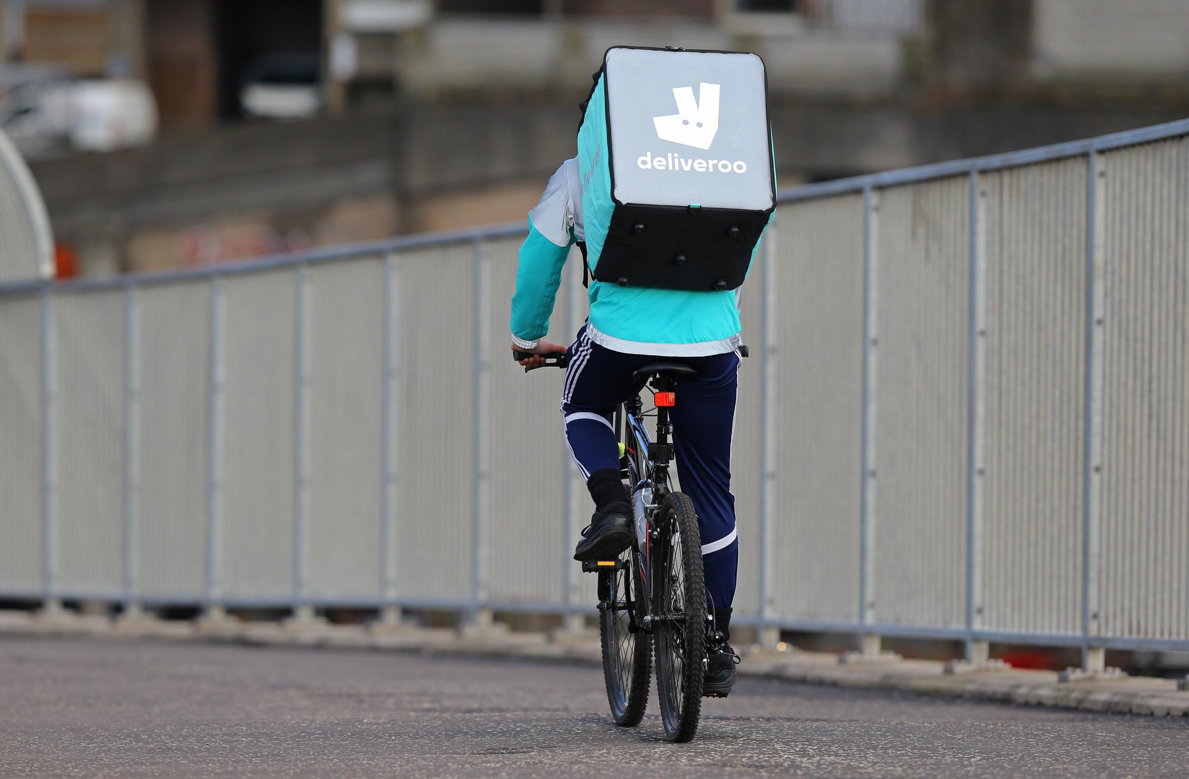 Deliveroo in plans to open takeaway kitchen hub in Tradeston