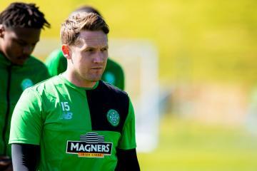 Kris Commons in Celtic 'stumbling around in dark' swipe as he praises Rangers' early transfer business
