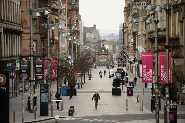 Coronavirus: Glasgow spike in infections 'linked to new variants'