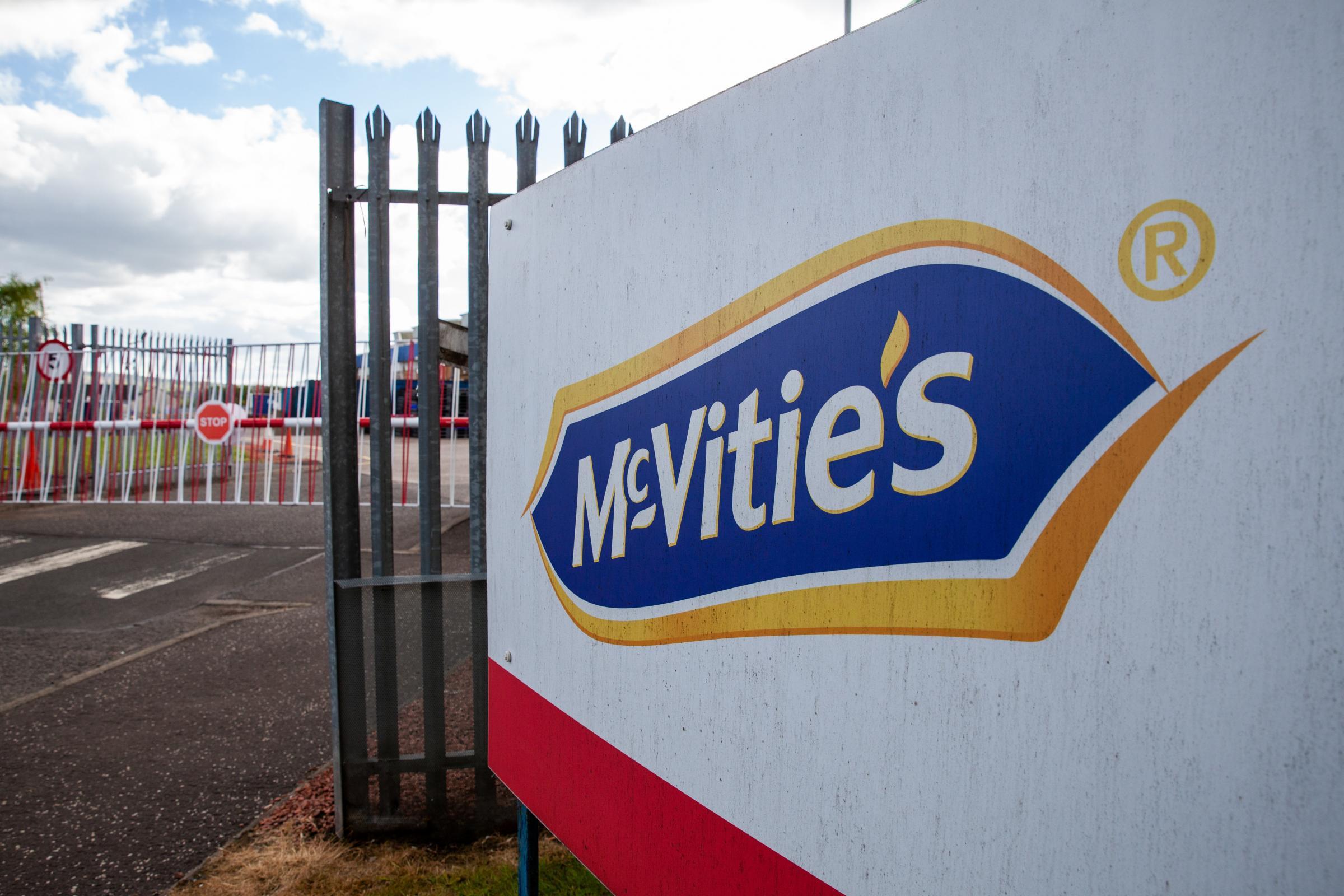 David Linden MP puts pressure on UK Government over McVitie's Tollcross closure