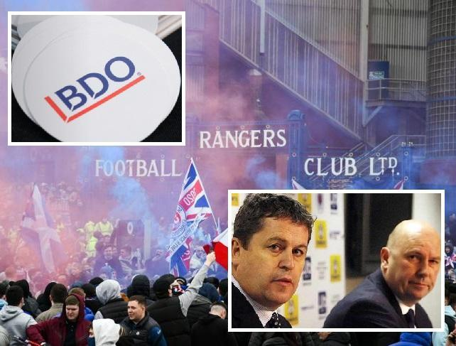 Rangers administrators criticised for not selling off Ibrox as part of a club 'break-up' sale
