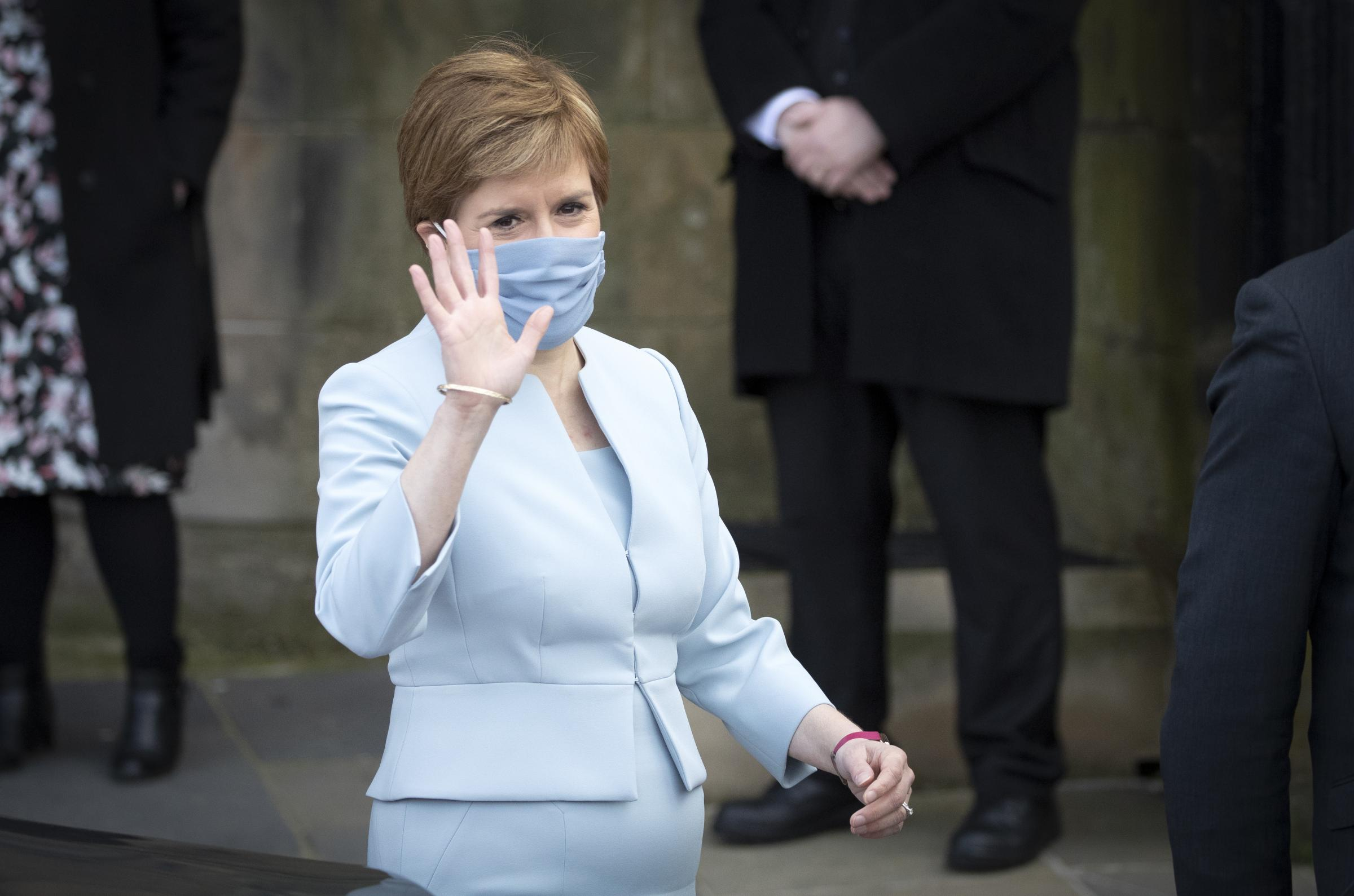 Nicola Sturgeon: We are at a fragile point in our pandemic journey