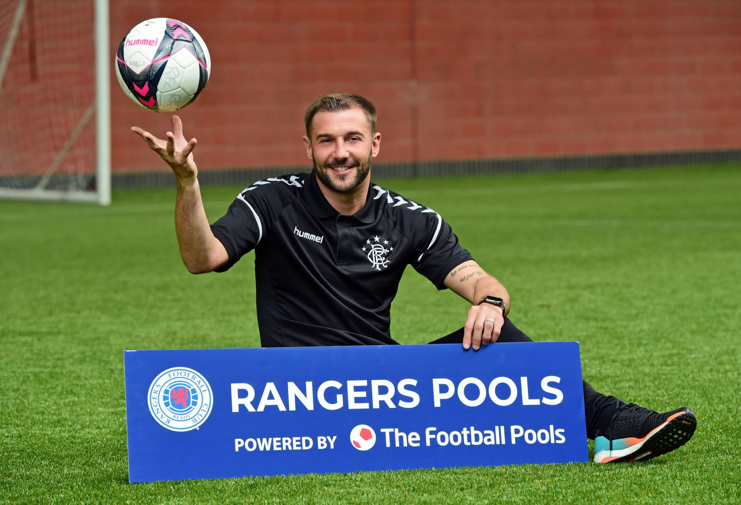 Kevin Thomson on his Rangers job dreams, Steven Gerrard advice and Jose Mourinho Zoom calls