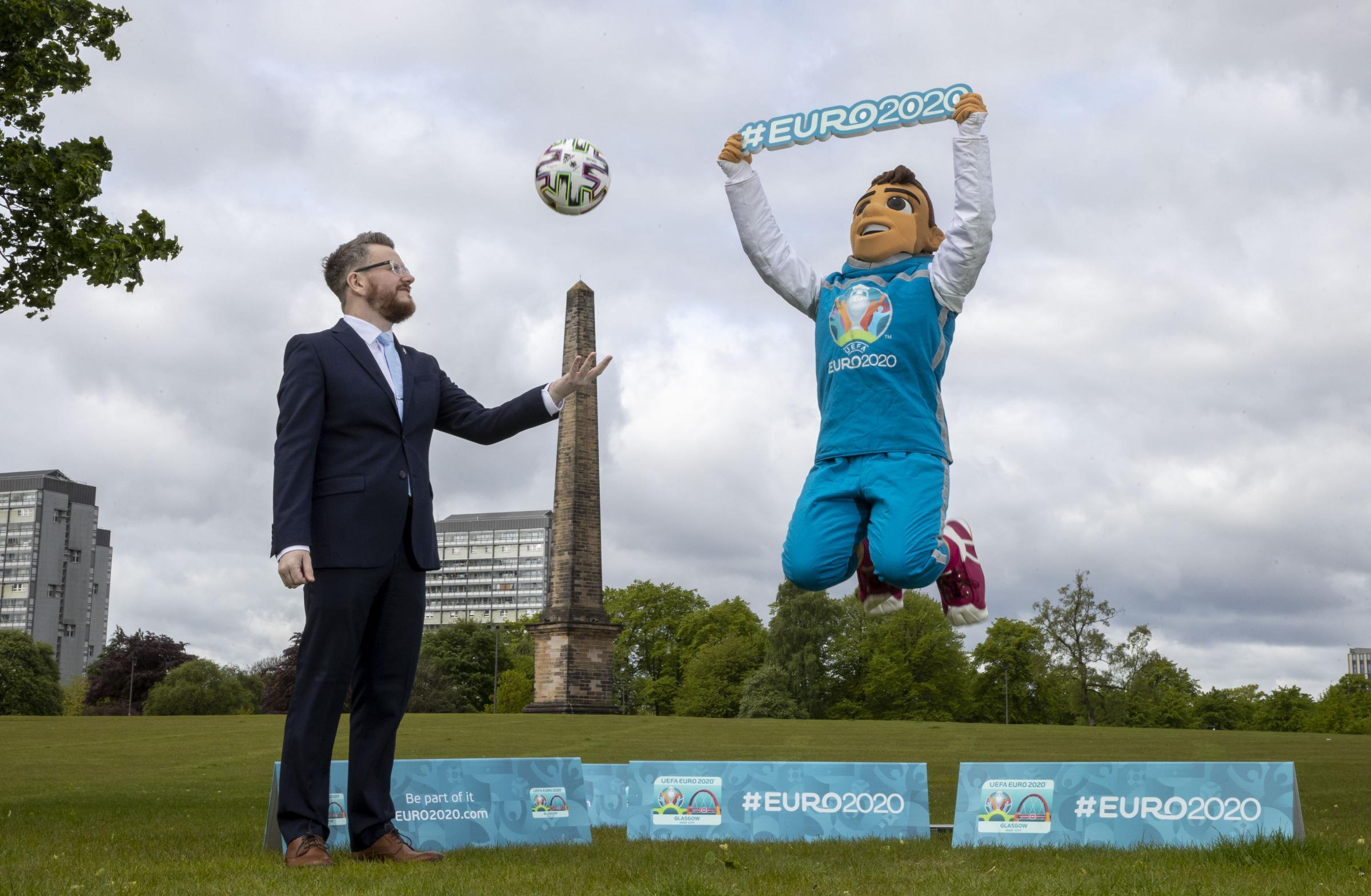 Glasgow Life gets licences for Euro 2020 fan zone in Glasgow Green