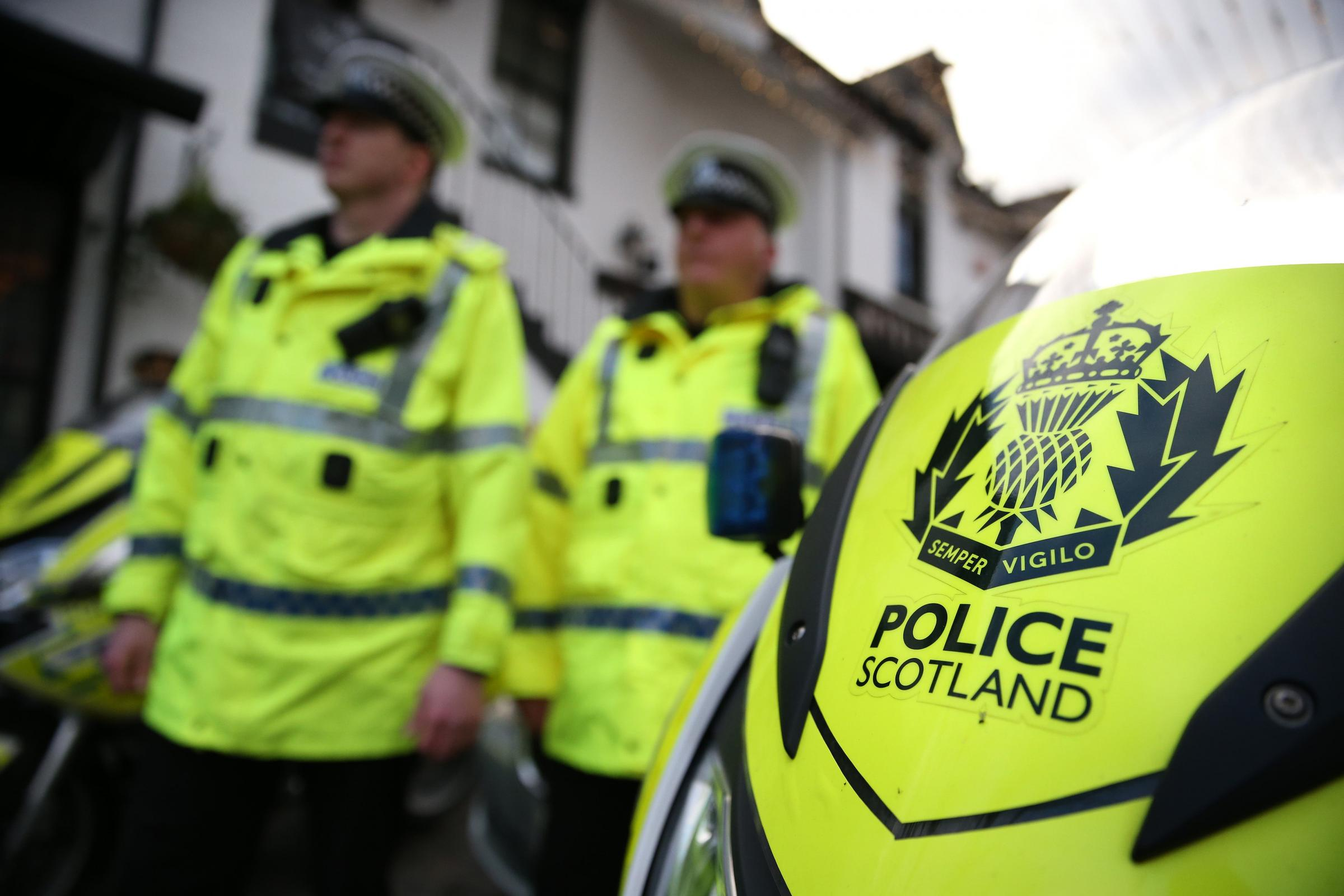 Budhill Avenue: Death of man being treated as 'not suspicious'