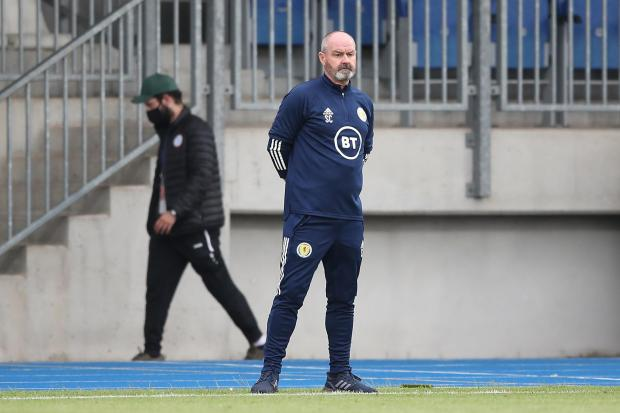 Glasgow Times: Steve Clarke has asked his players to be responsible on a short break back with their families ahead of the Euros.
