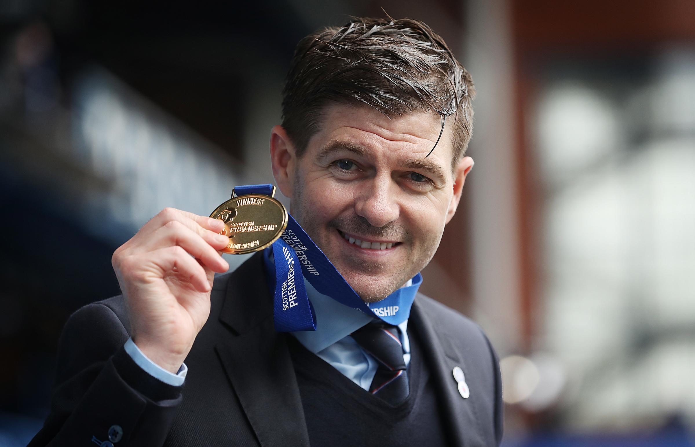 Rangers: John Gilligan on his 'Souness moment' with Steven Gerrard and 55th title pride