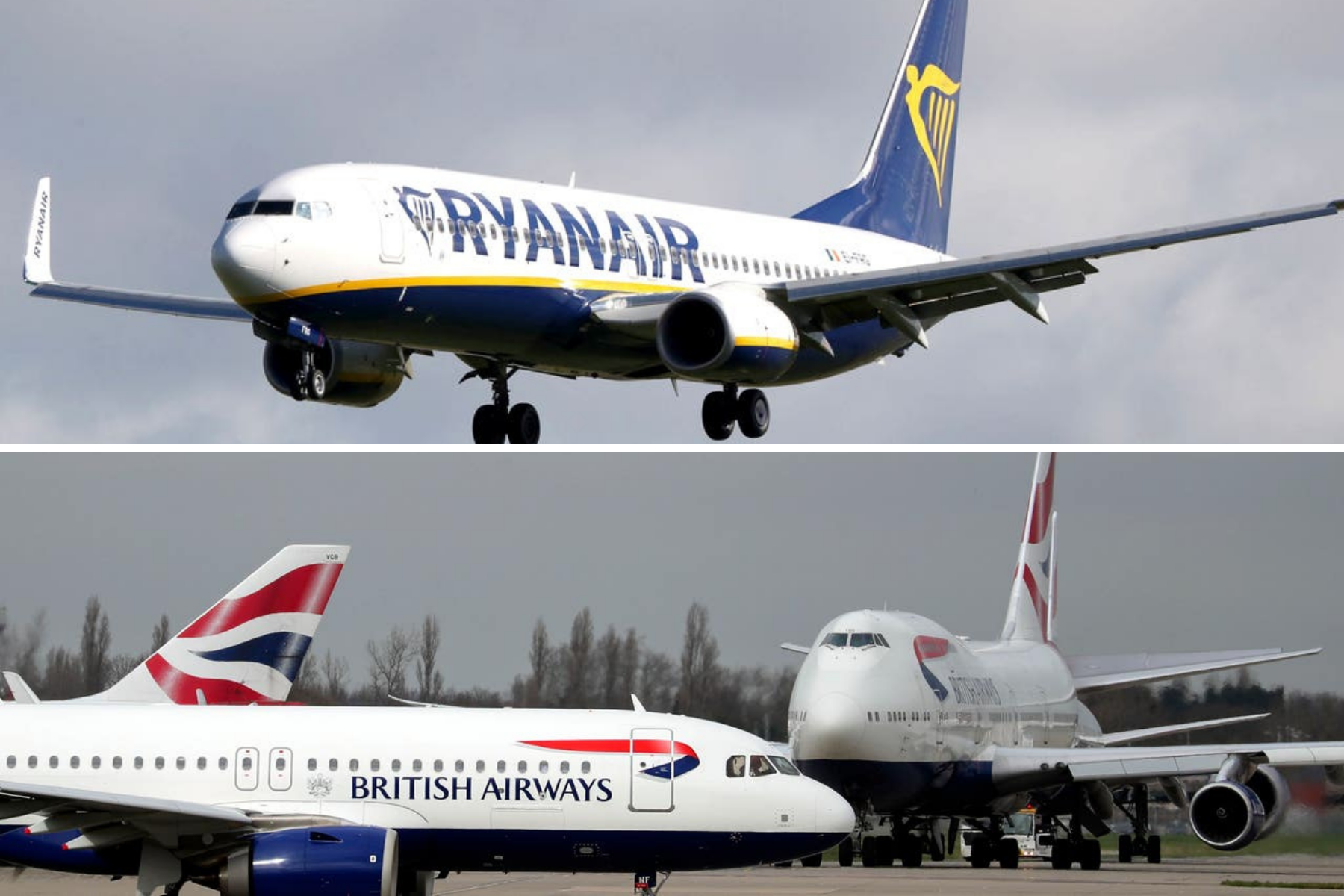 British Airways and Ryanair to be investigated over Covid-19 refunds