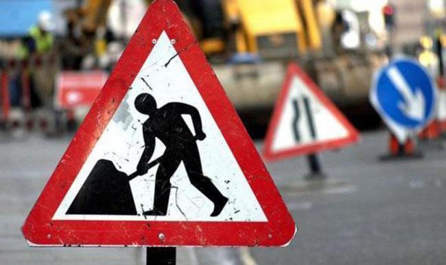 Glasgow road set to temporarily close for roadworks