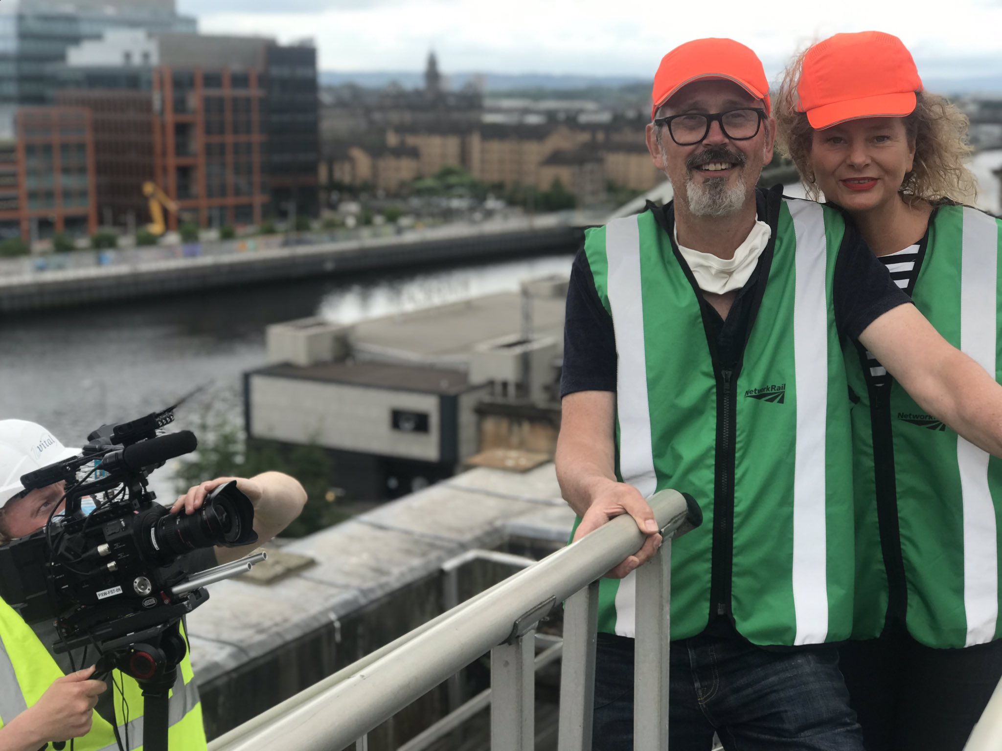 Filming gets underway for new series of Inside Central Station