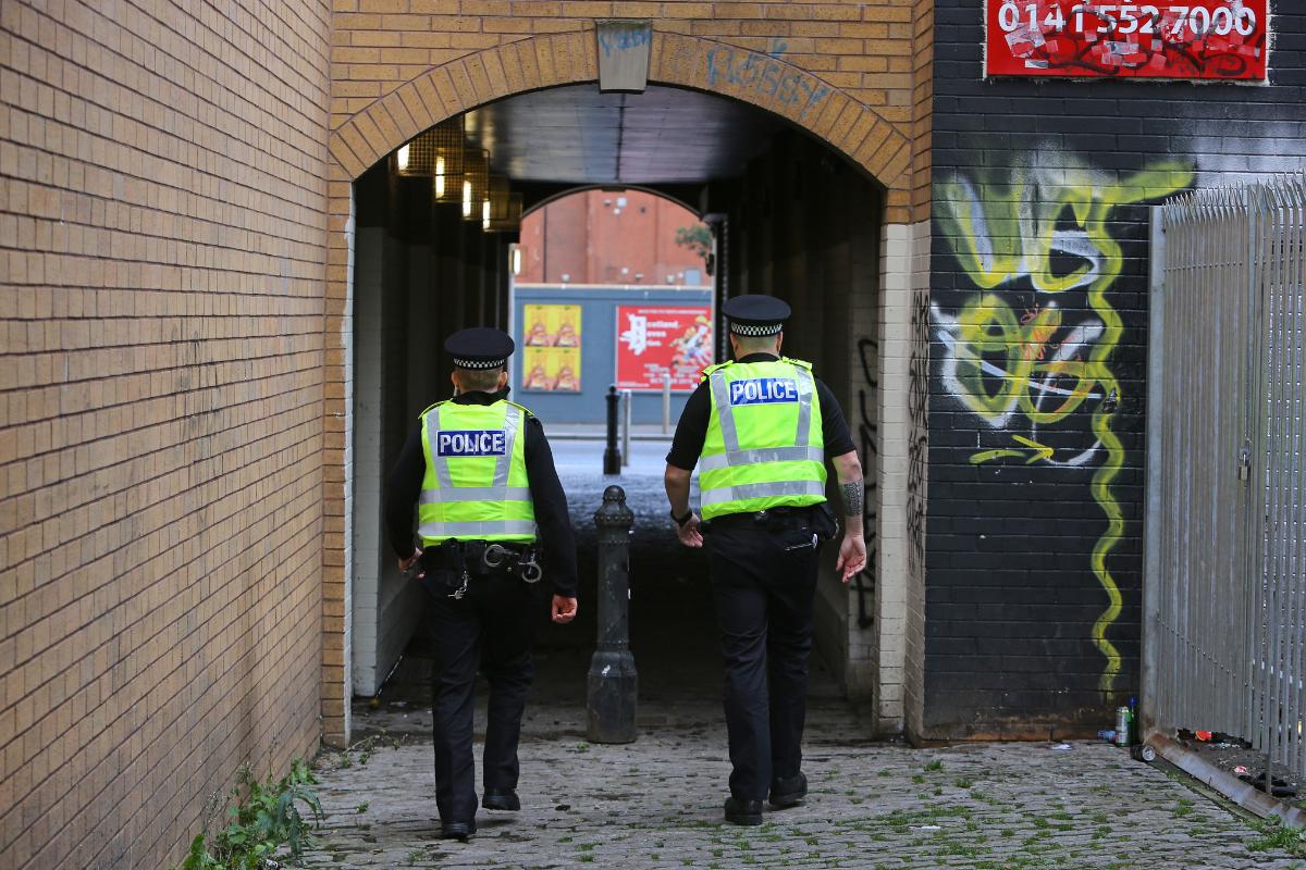 Sauchiehall Street sees horrific rape of young woman as cops hunt beast