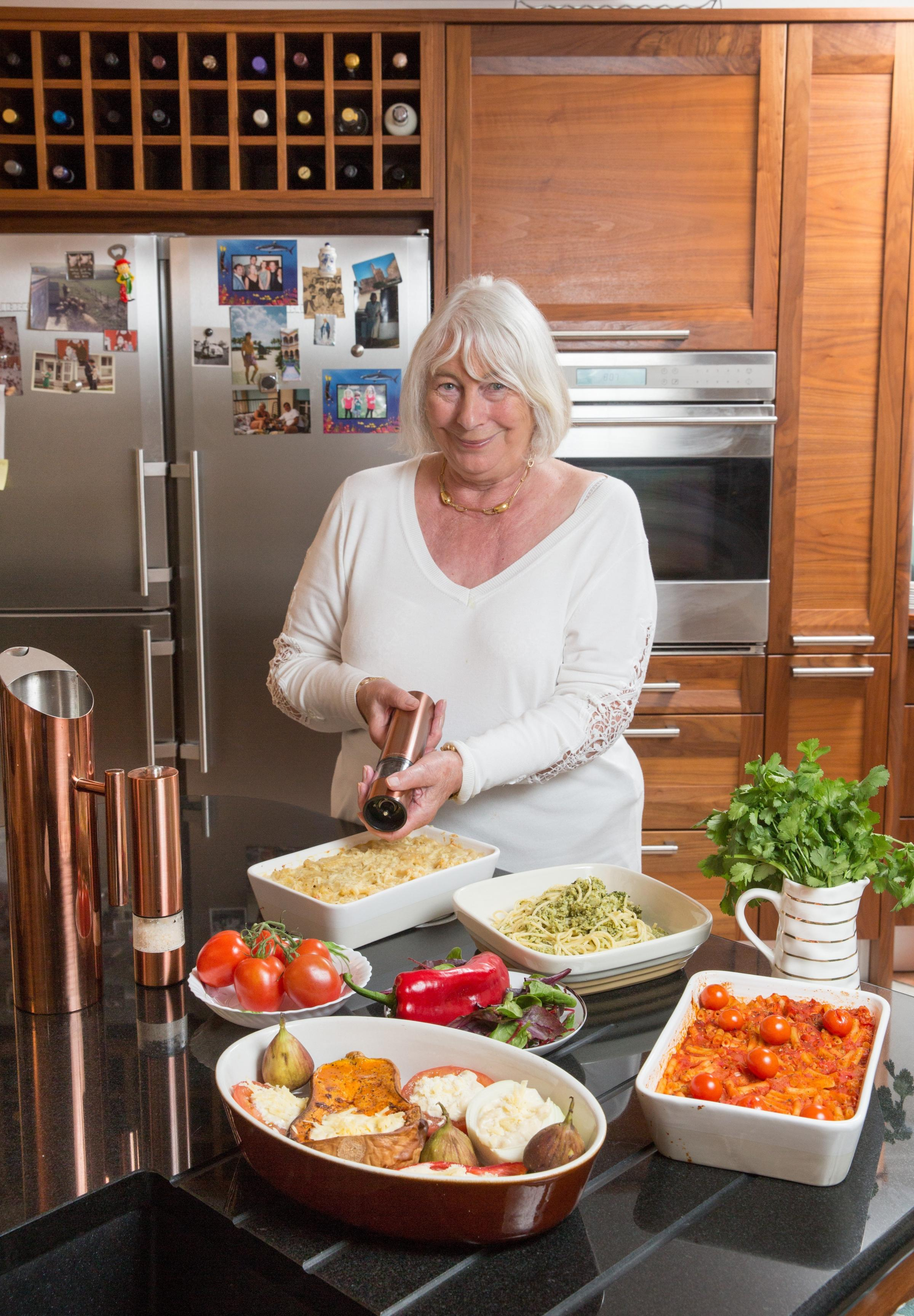Cooking with Mrs Conetta: Airport drama and a classic dish...