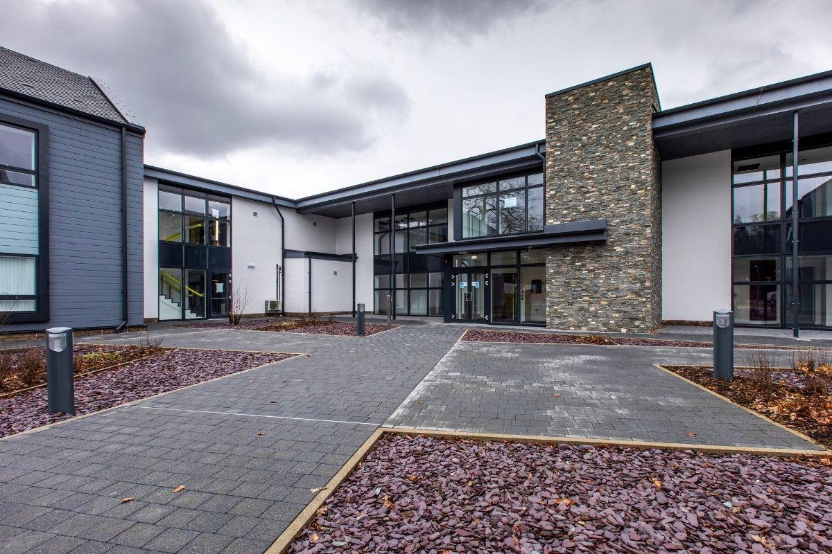 Erskine opens £4m David Boyle Court for veterans