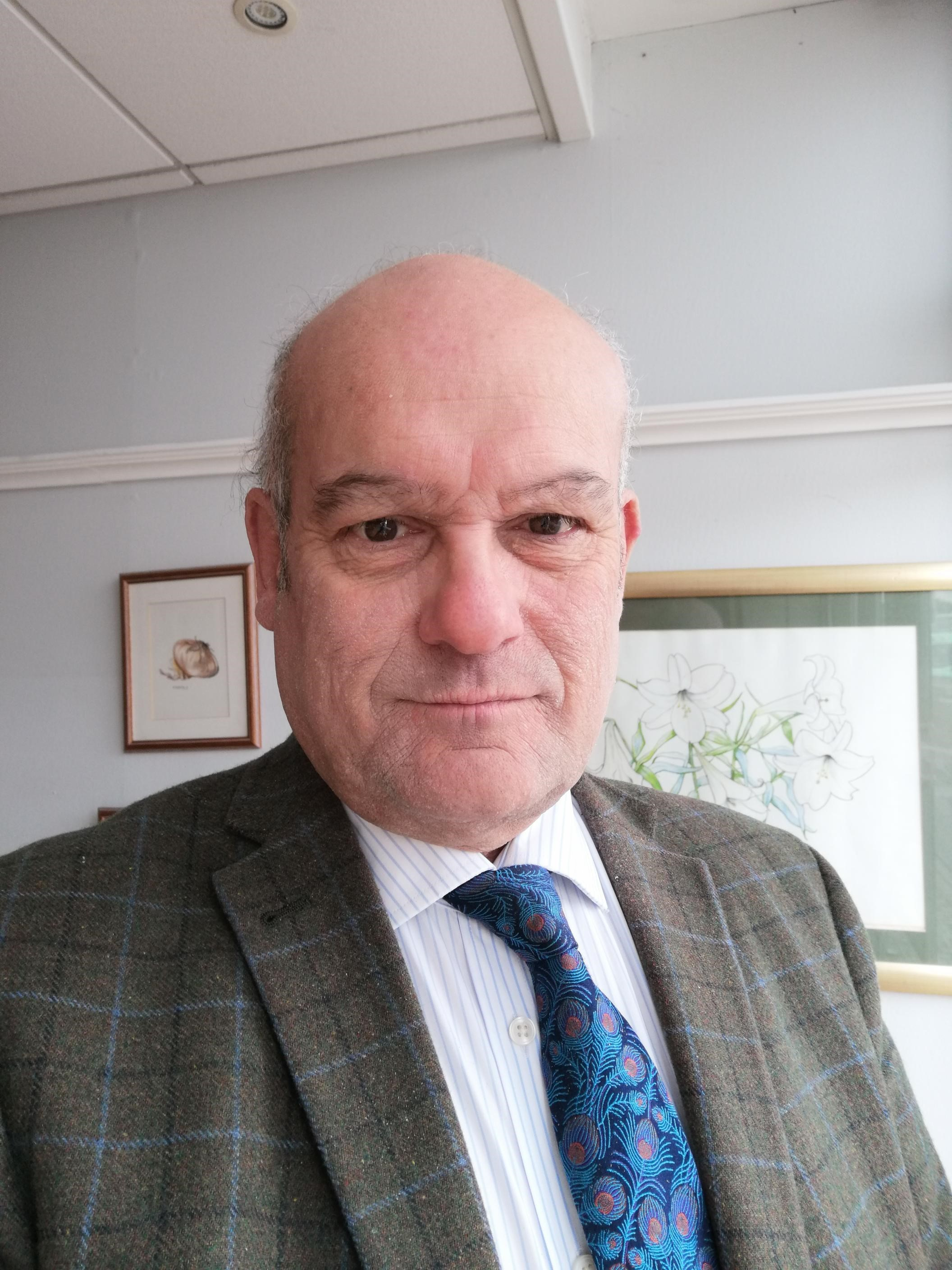 Glasgow solicitor Austin Lafferty appointed Dean of city's Royal Faculty of Procurators