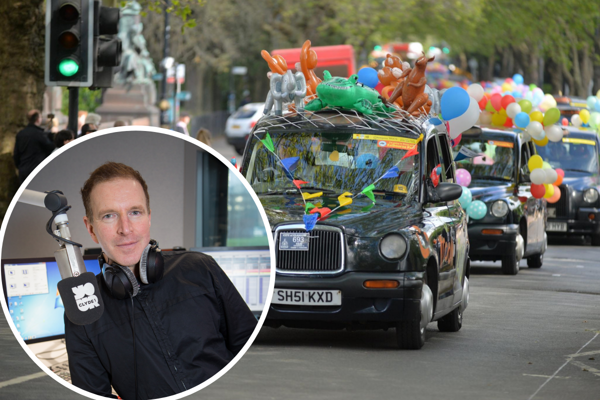 George Bowie to play special set for annual Glasgow Taxi Outing day