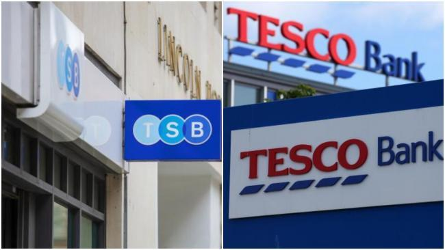 TSB and Tesco Bank among those who found to have 'left customers exposed to scammers'
