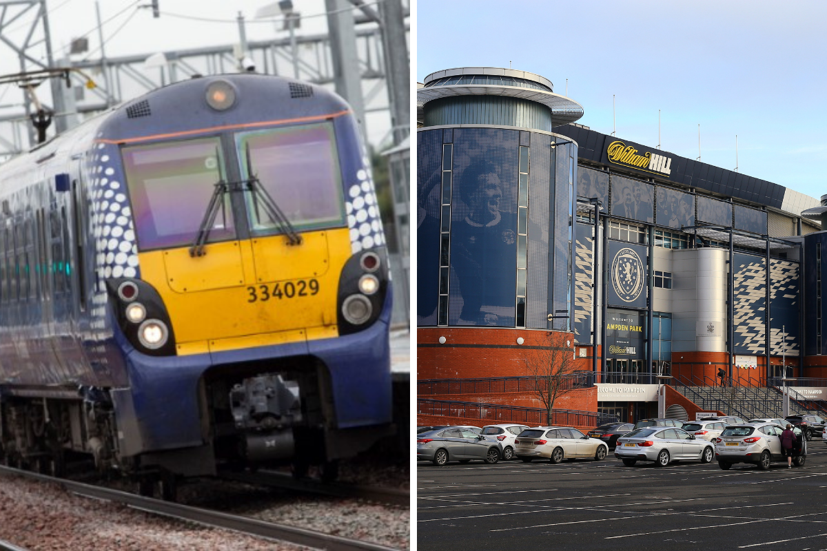 Euro 2020: Scotrail announce free transport for Scotland fans