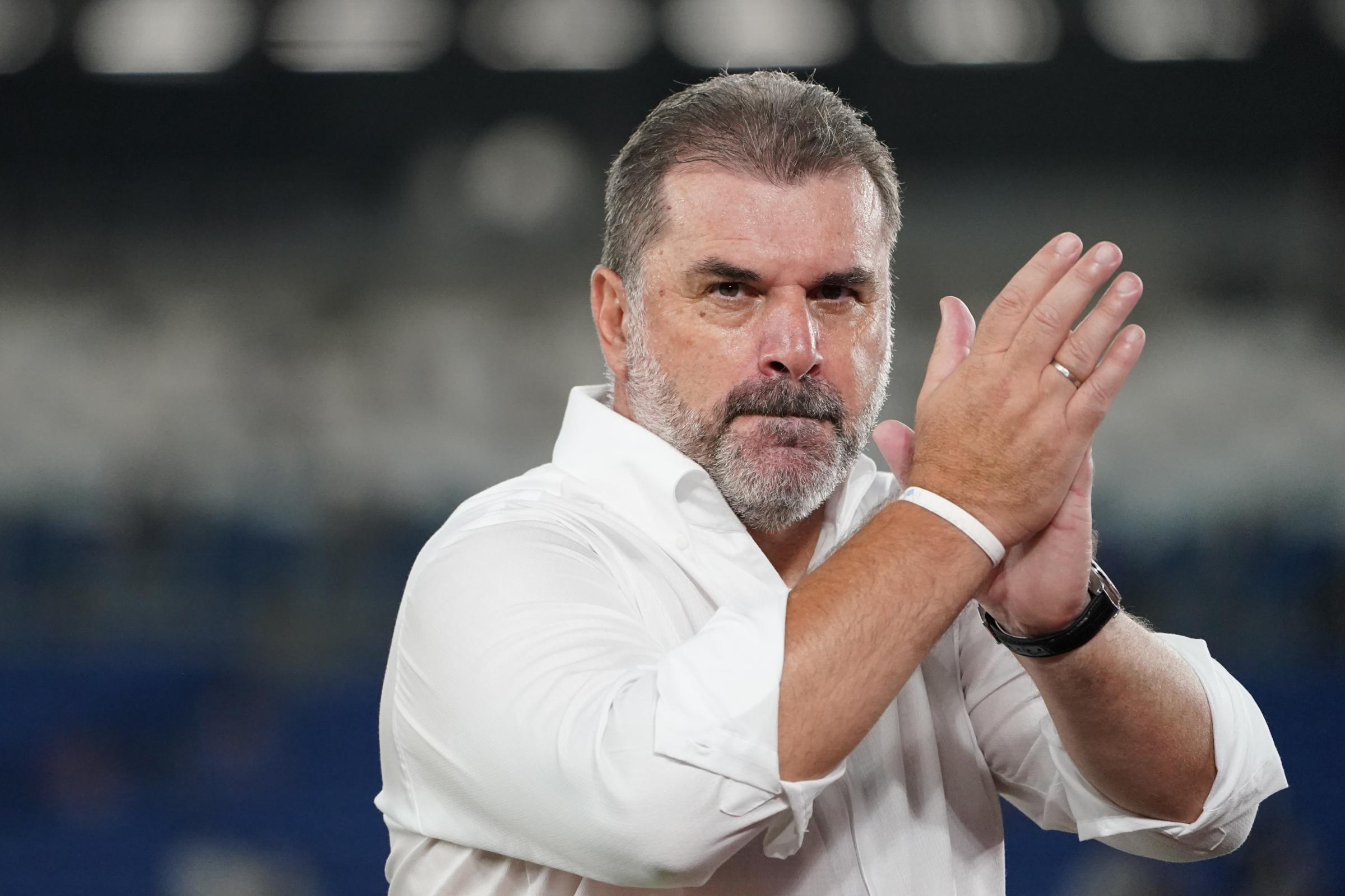 Ange Postecoglou confirmed as new Celtic manager: 'Hoops one of THE names in world football'