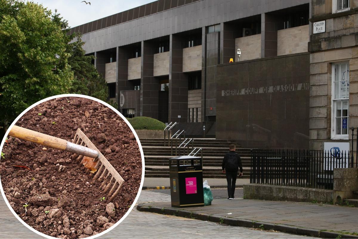 'Mon then': Drunk Arden man swung garden rake at cops