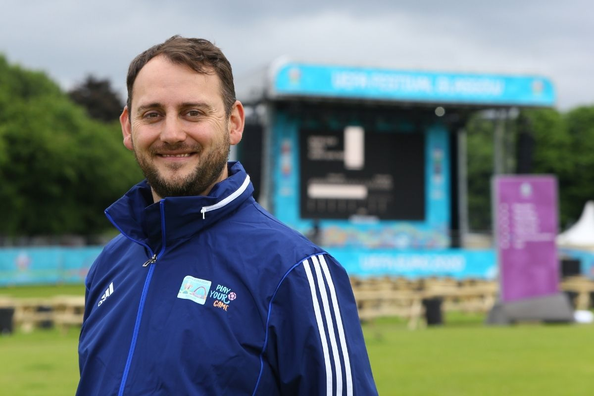 Glasgow Green Euro fan zone is 'safest place' to enjoy tournament, says chief