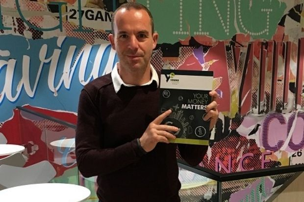 Glasgow schools to receive book backed by Money Saving Expert Martin Lewis