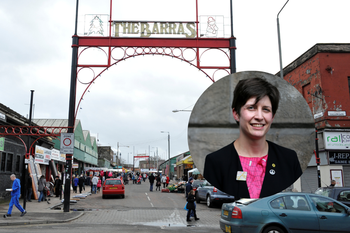 The Barras at 100: World famous market gets House of Commons shoutout