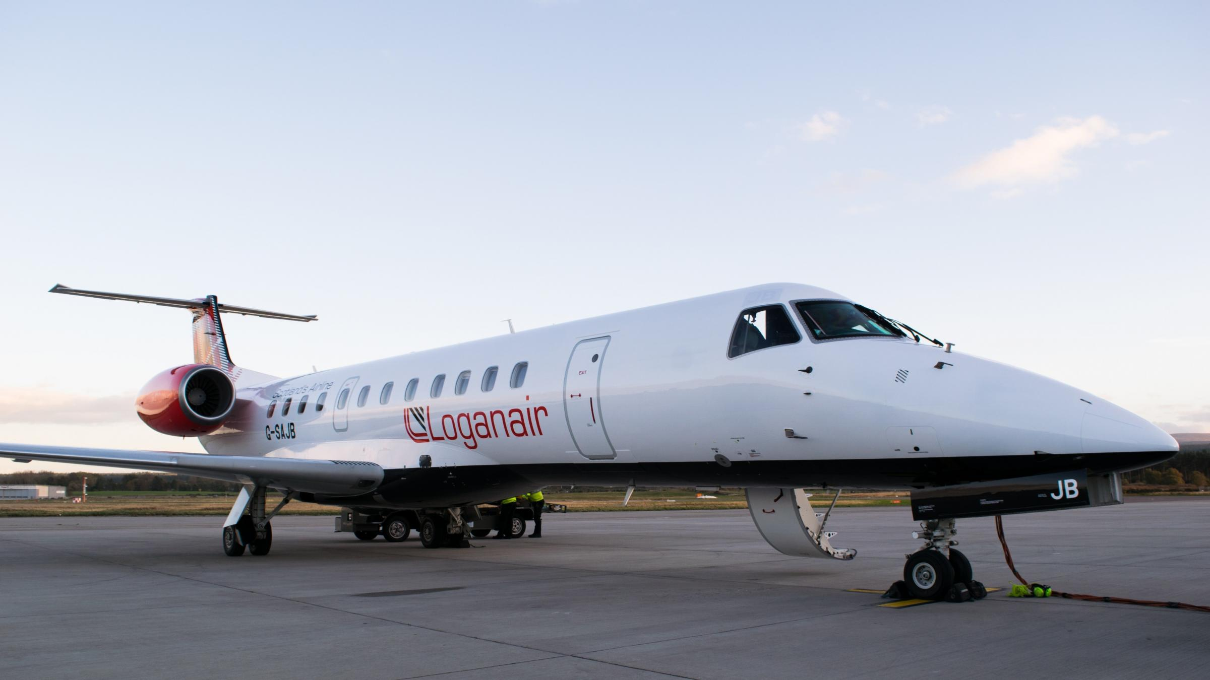 Thirty-five jobs at Loganair saved from the axe after upskilling initiative
