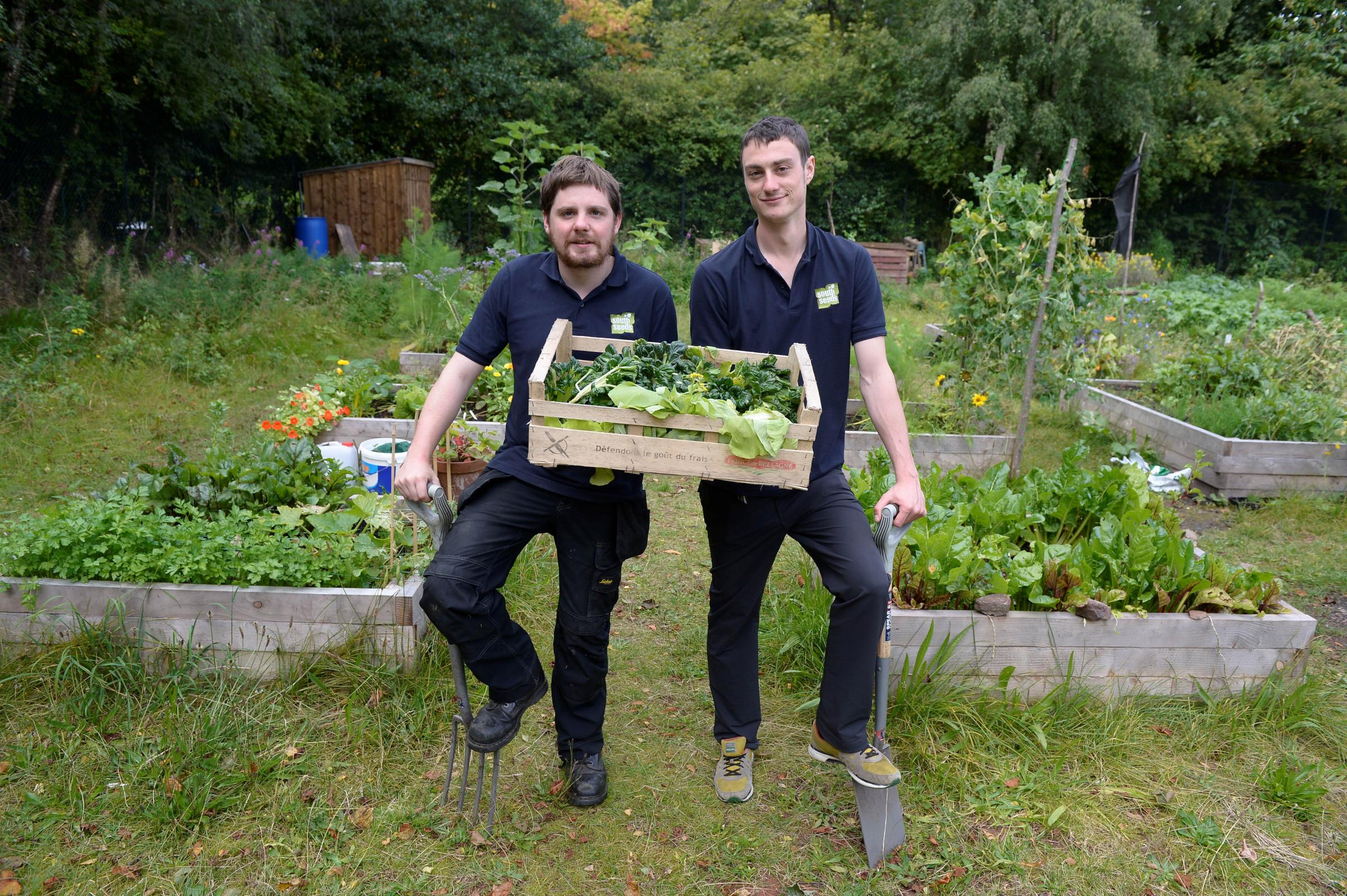 South Seeds ask for ideas to transform outdoor spaces