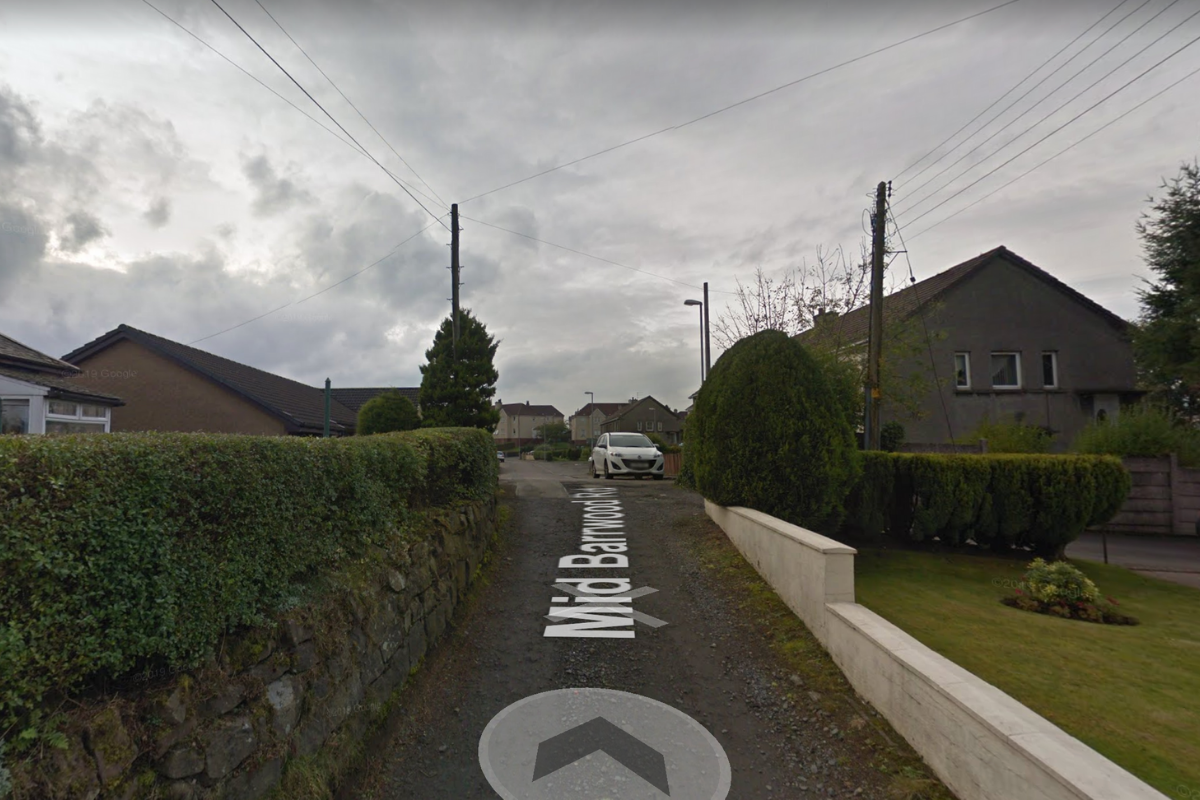 Mid Barrwood Road: Police appeal for witnesses following assault in Kilsyth
