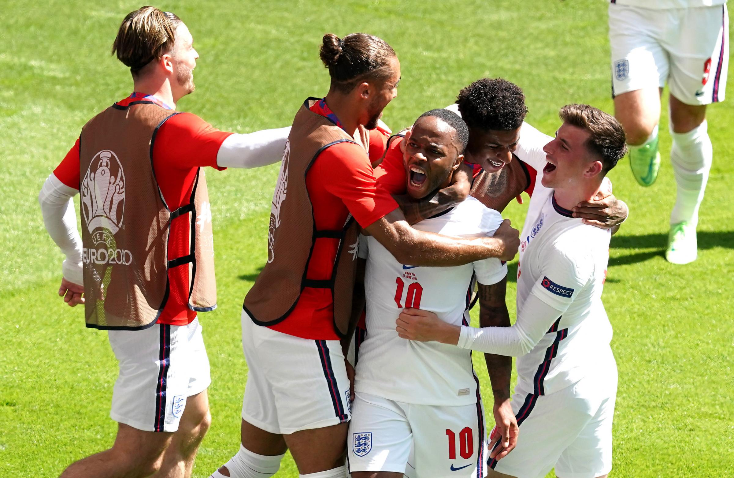 England 1-0 Croatia: Football's coming back as Gareth Southgate's side start Group D with Wembley win