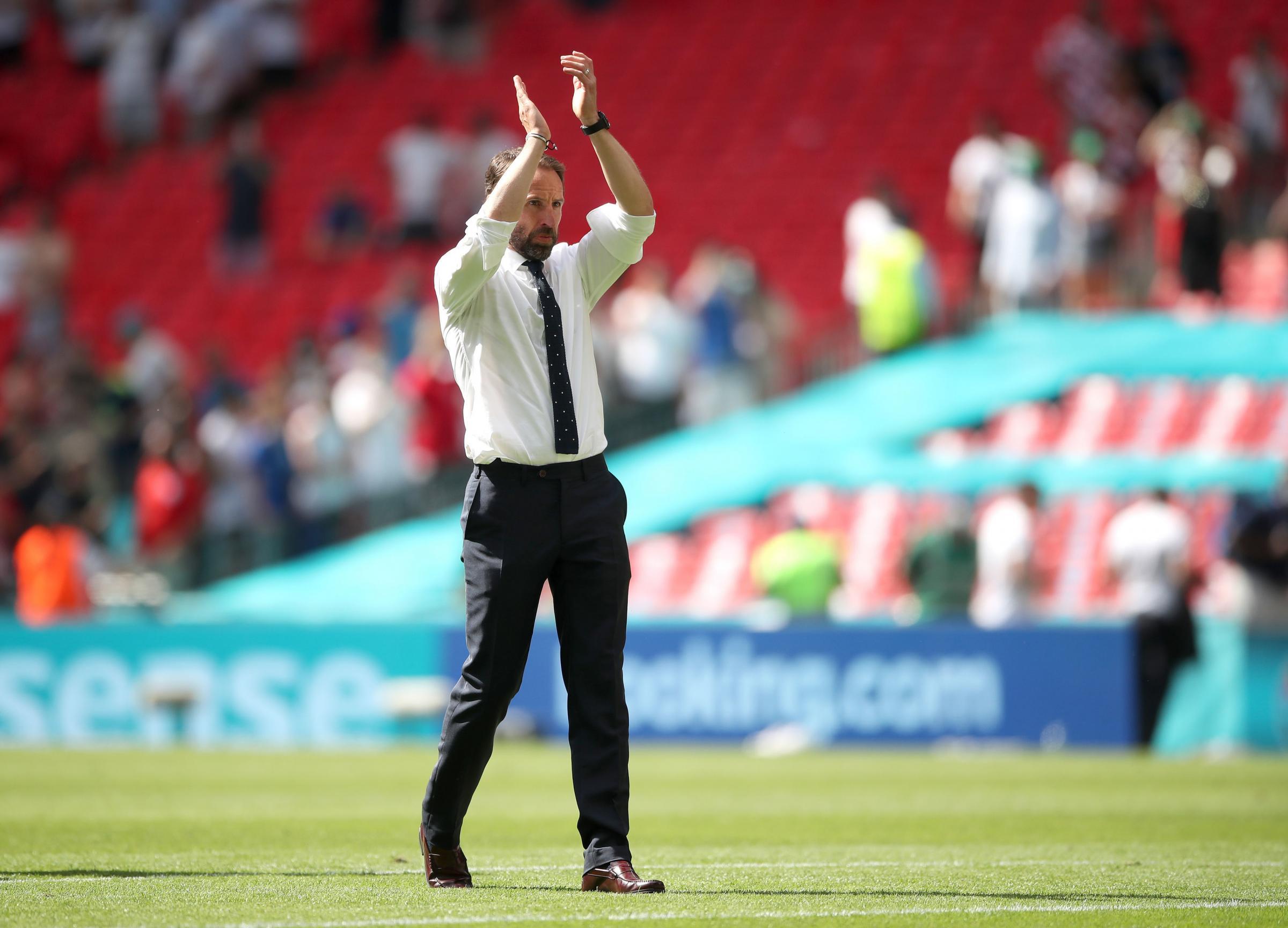 England boss Gareth Southgate relishing 'incredible' Scotland clash after win over Croatia