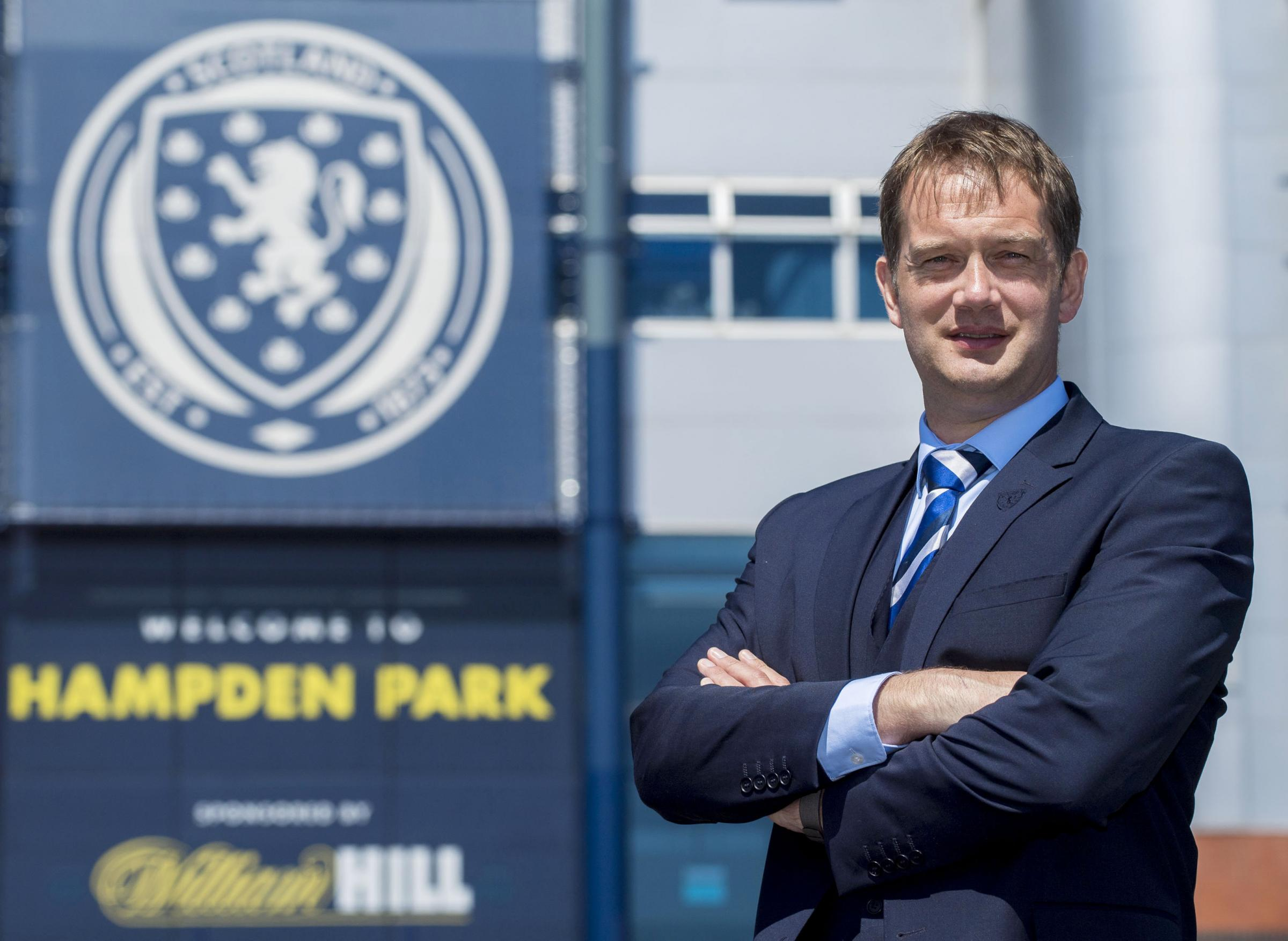 SFA chief hits out at Glasgow Life pitches closures on eve of Scotland's Euro campaign at Hampden