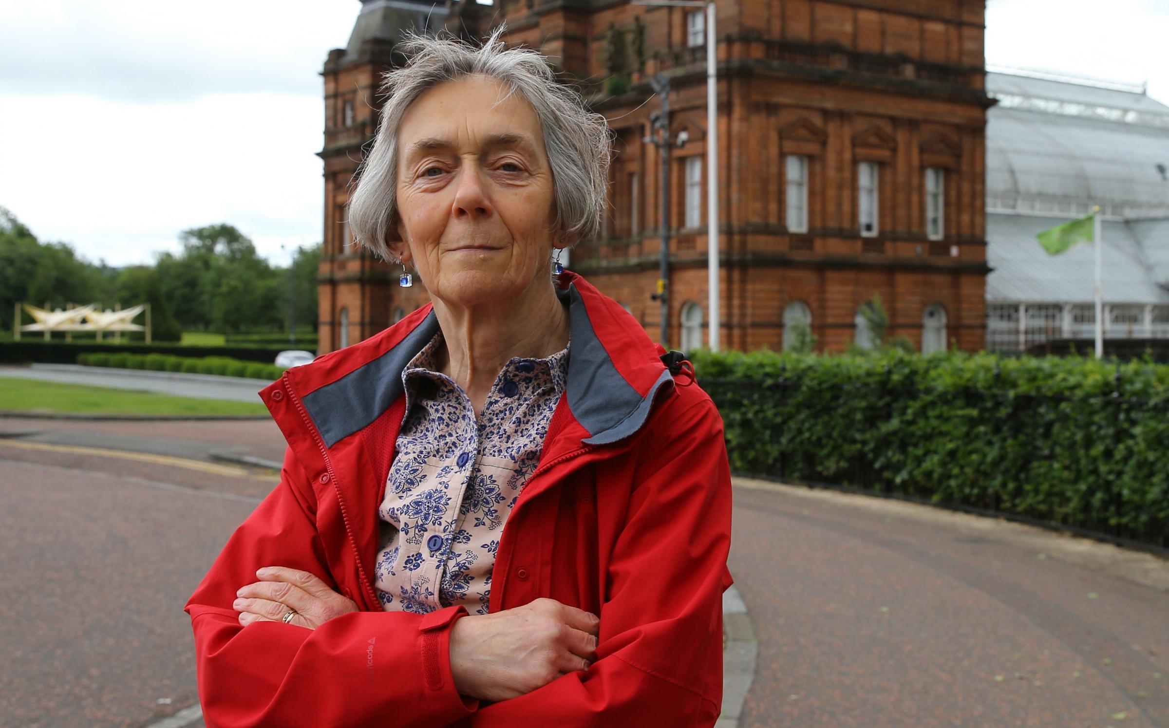 Woman in plea for more public toilets in Glasgow