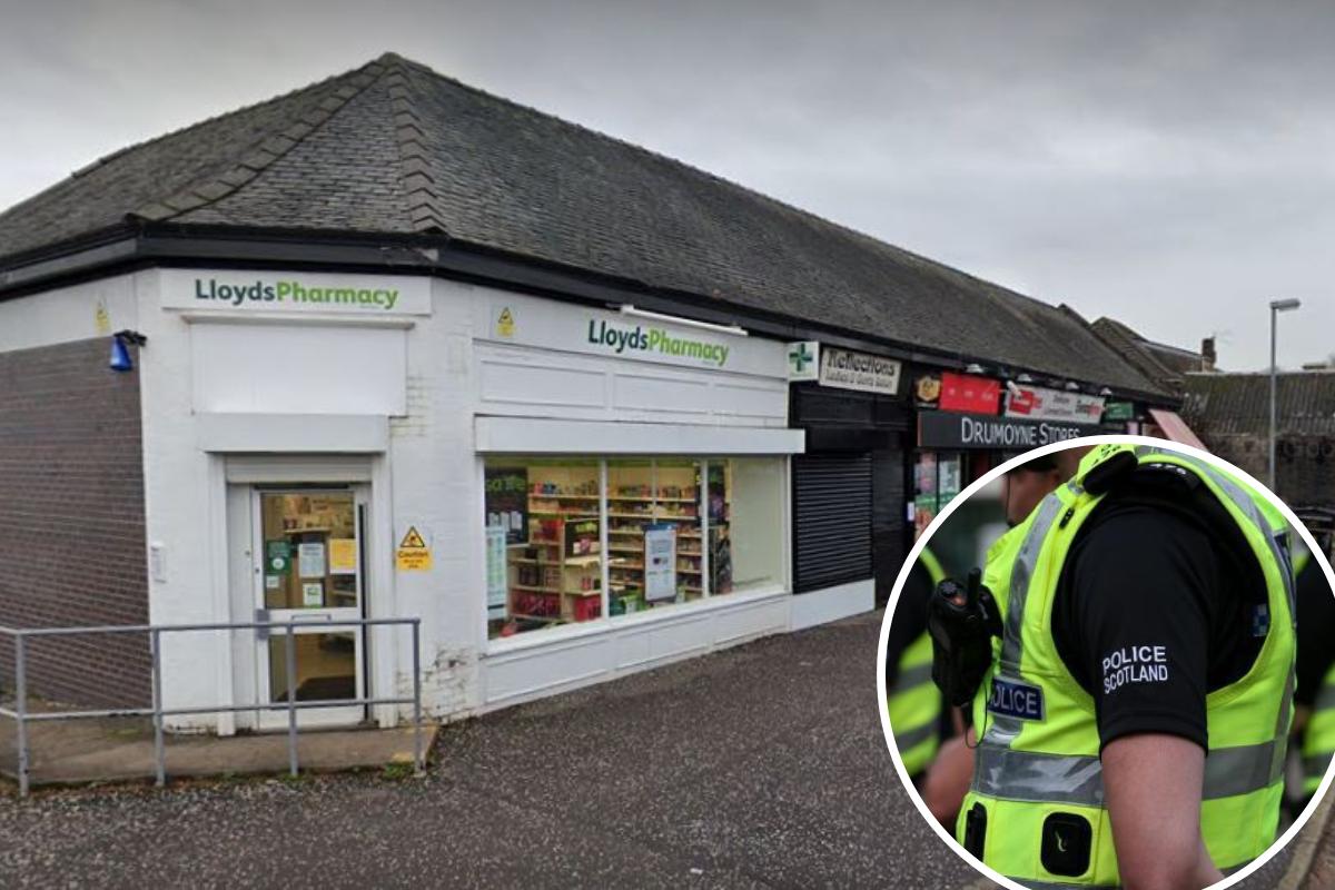 Man threatened Govan chemist staff after missing methadone deadline