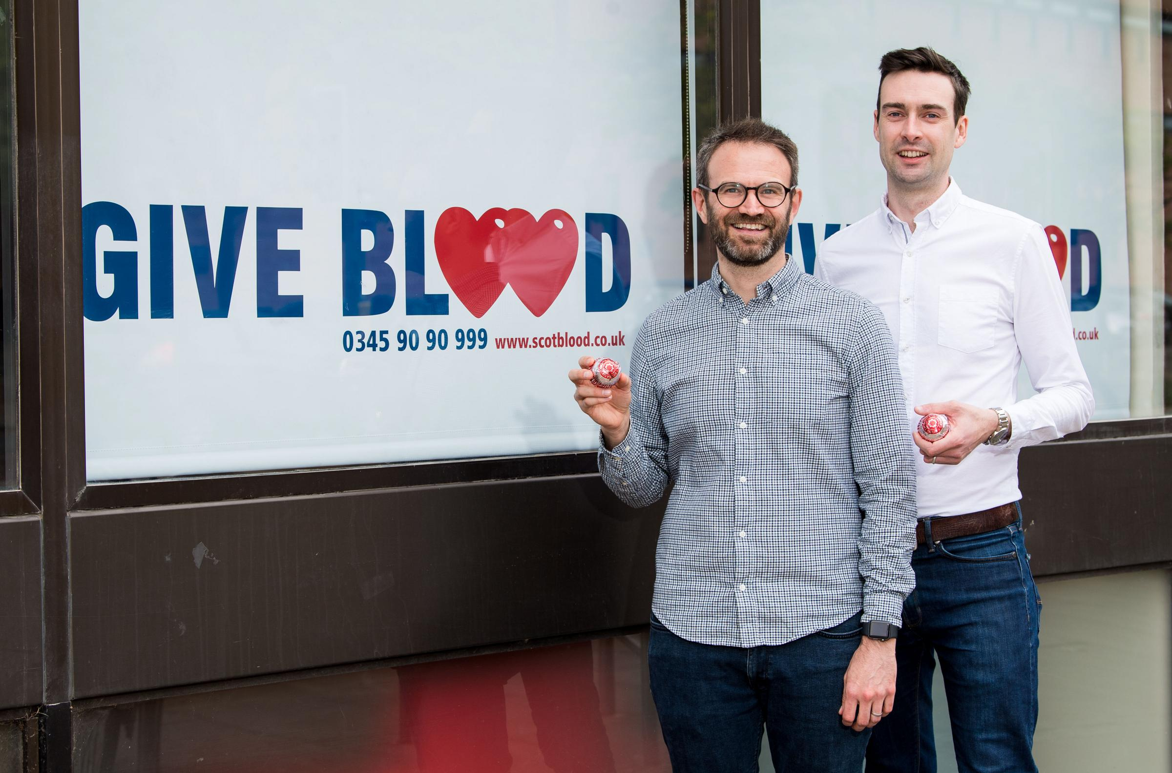 Change in blood donor rules for gay and bisexual men