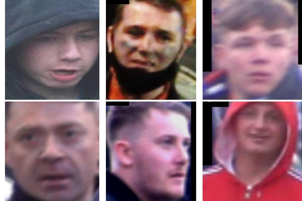 George Square disorder: Another 13 images released of people cops want to speak