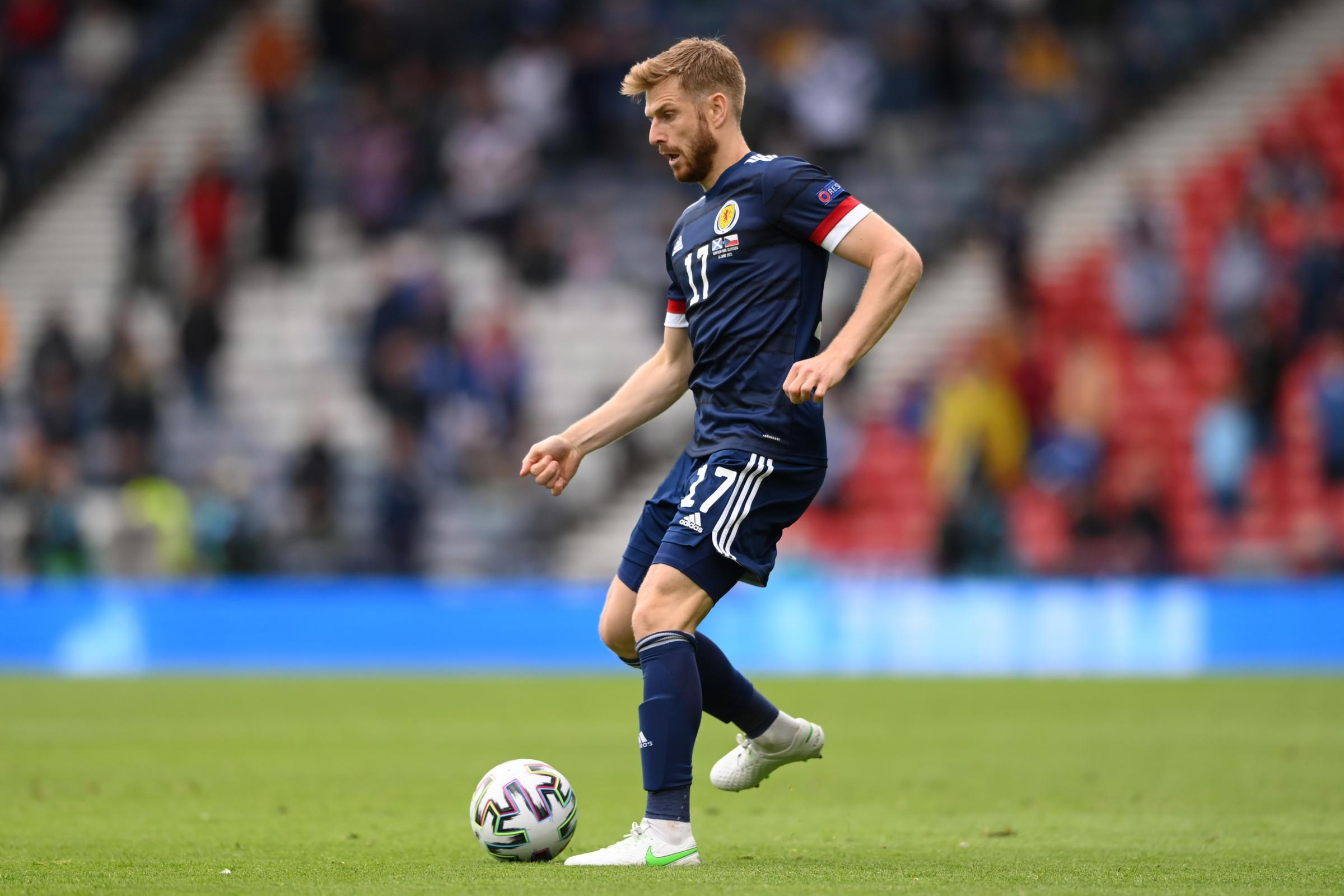 Stuart Armstrong makes Scotland learning prediction after Group D defeat to Czech Republic