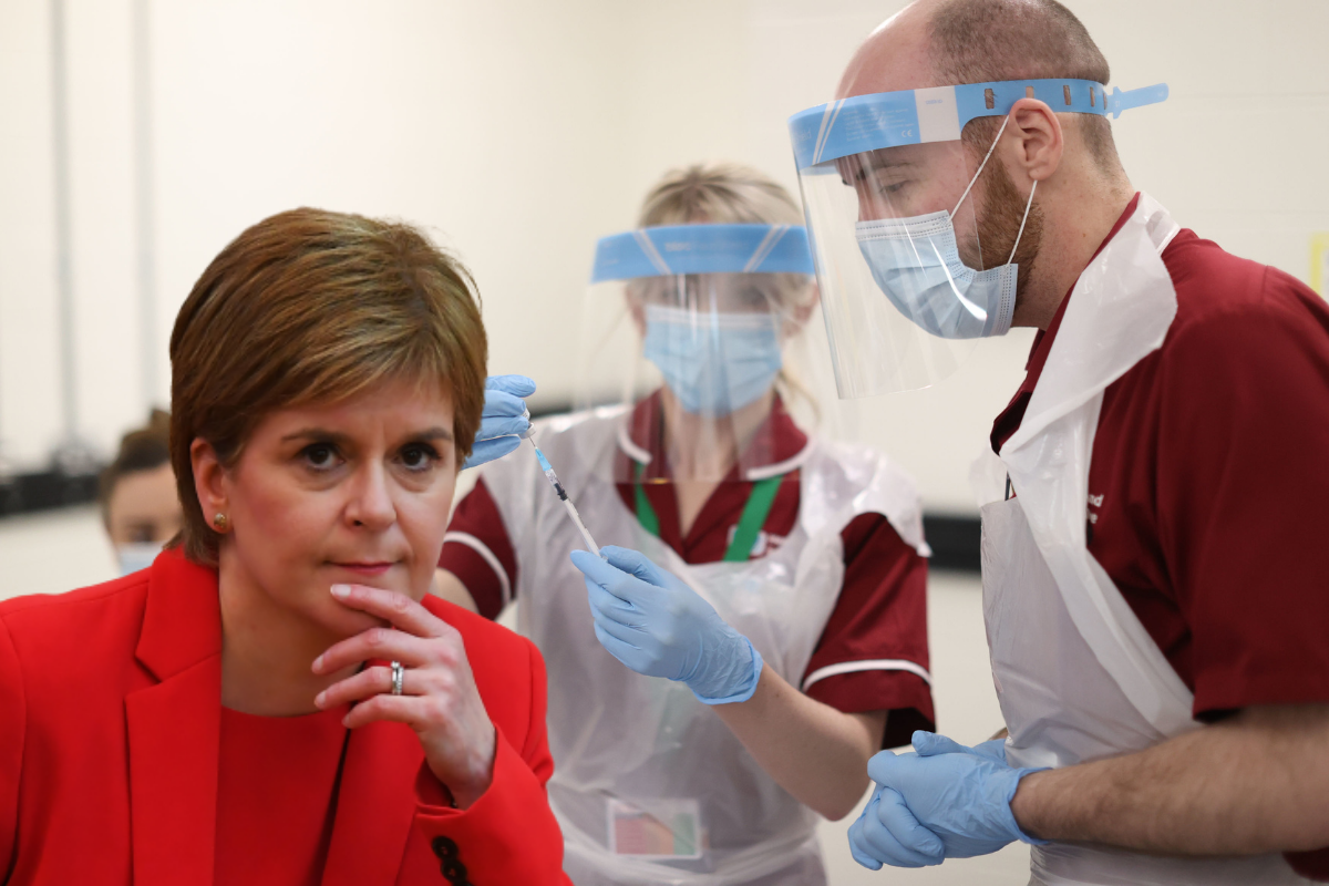 Nicola Sturgeon to give Covid update amid Indian variant fears