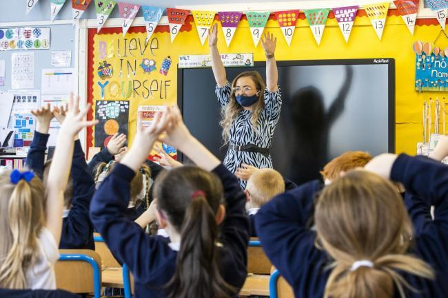 Print your primary seven leavers message and picture in the Glasgow Times for FREE