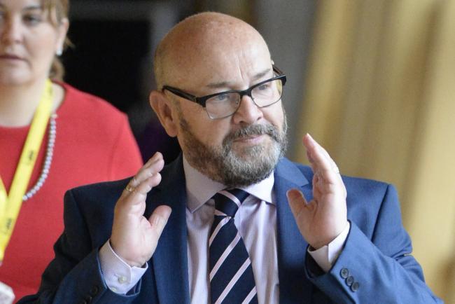 SNP's James Dornan criticised for 'anti-Catholic bigotry' bus cancellation claims