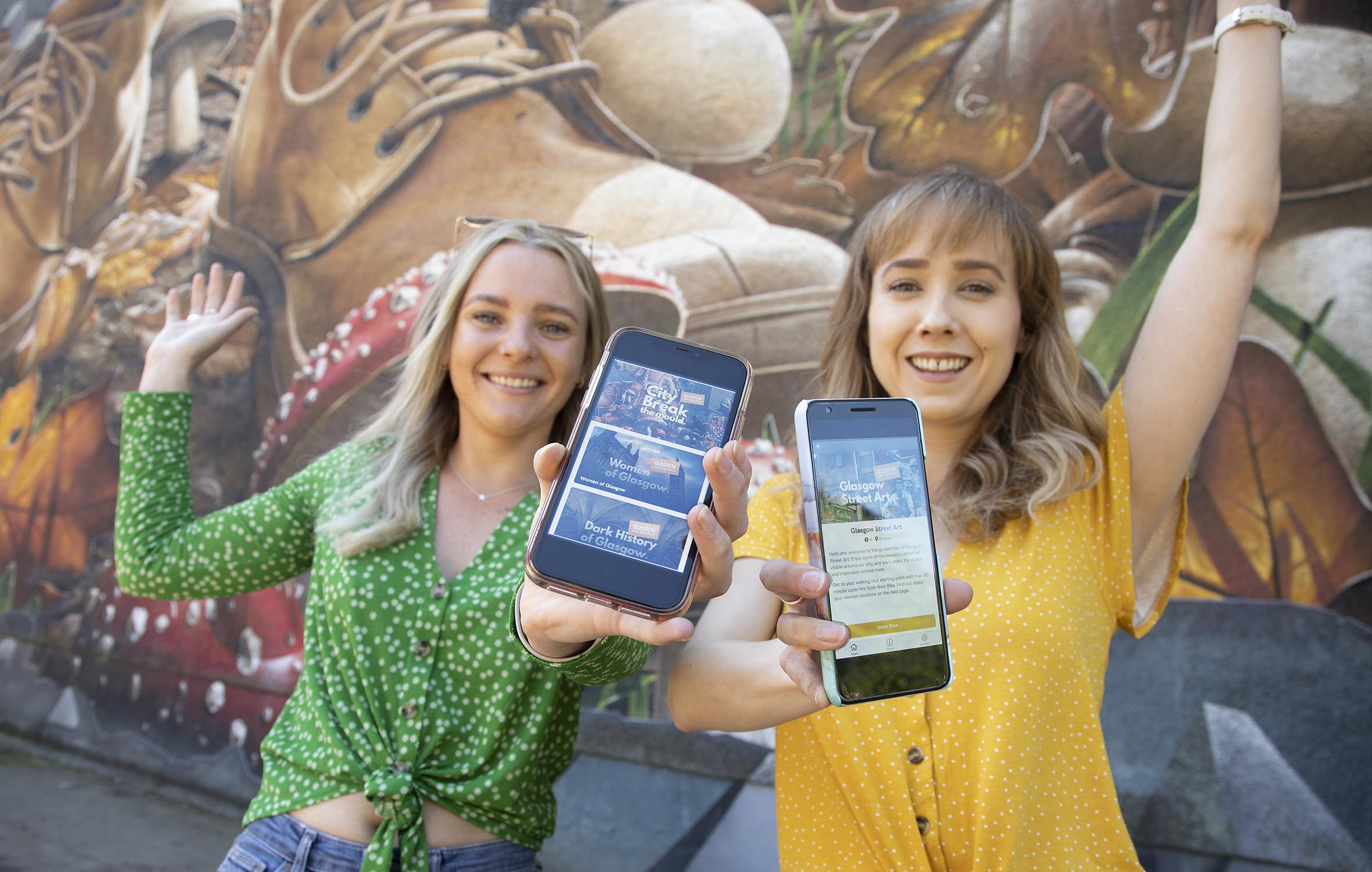Glasgow Walking Tours app launched to show city in 'new light'