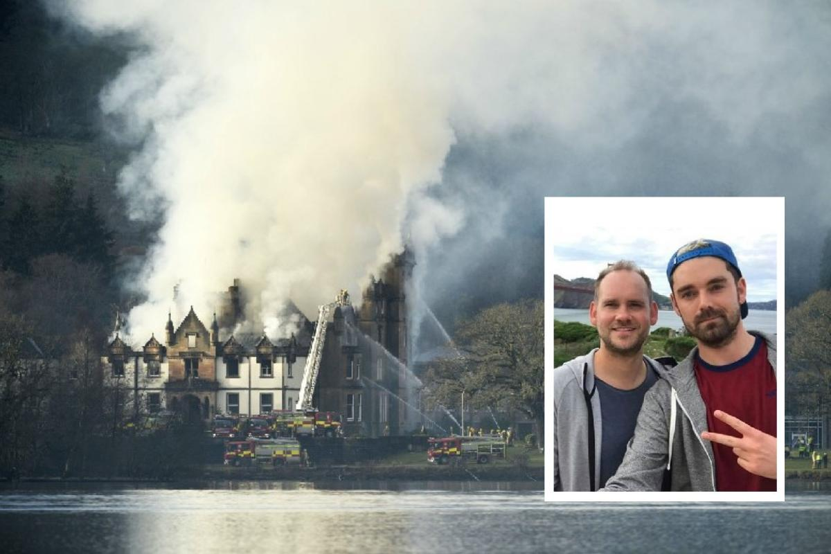 Cameron House Hotel fire: Fatal Accident Inquiry into deaths of two guests to go ahead