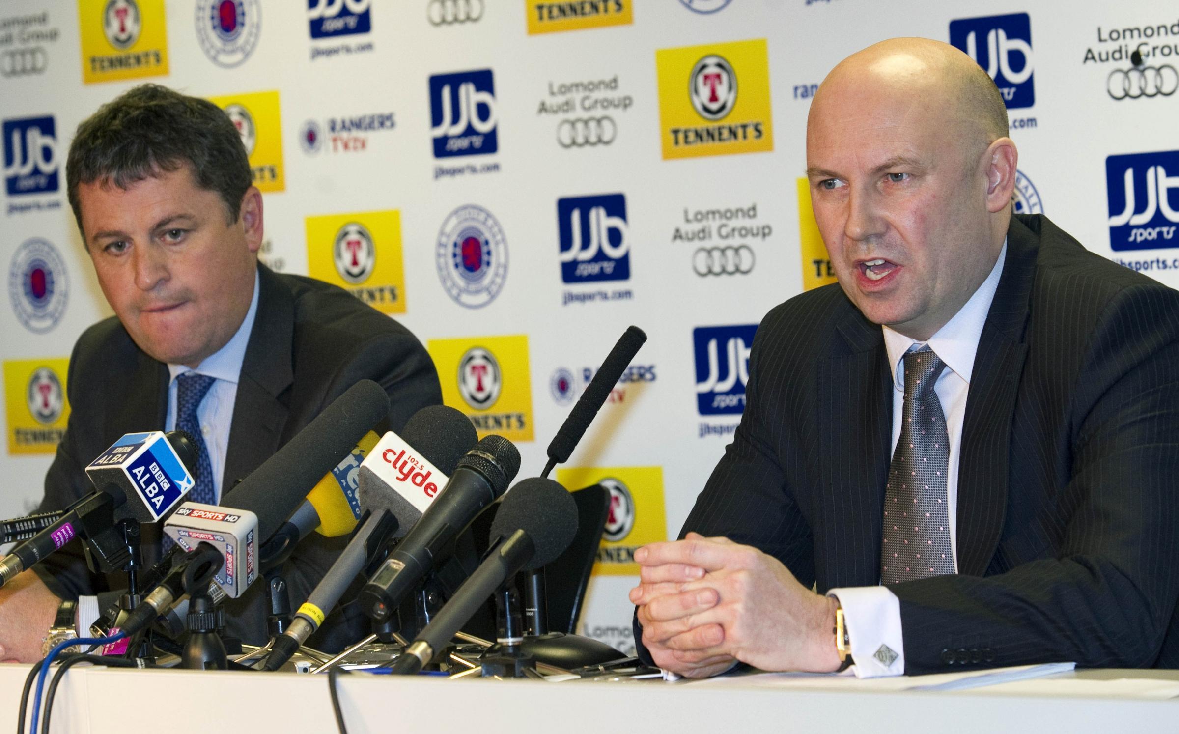 Nicola Sturgeon backs a non Scottish Judge for Rangers administrators inquiry