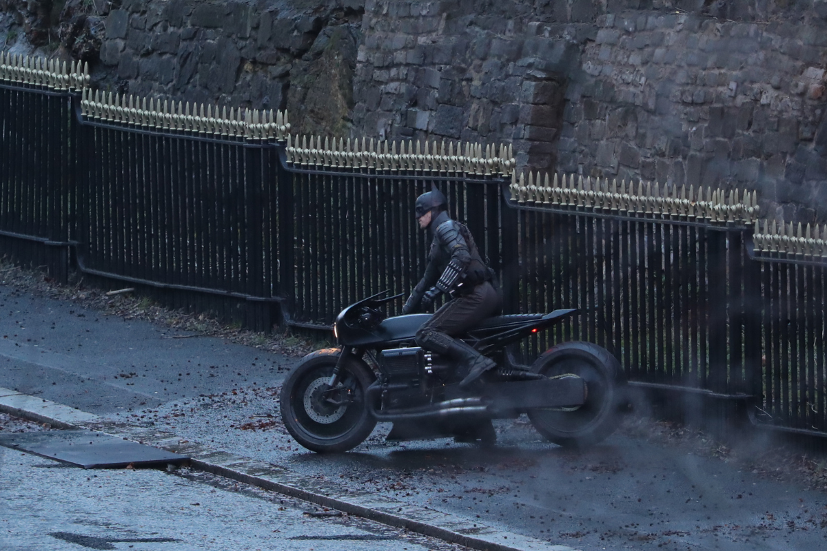 Batman stars to return to Glasgow to shoot final scenes