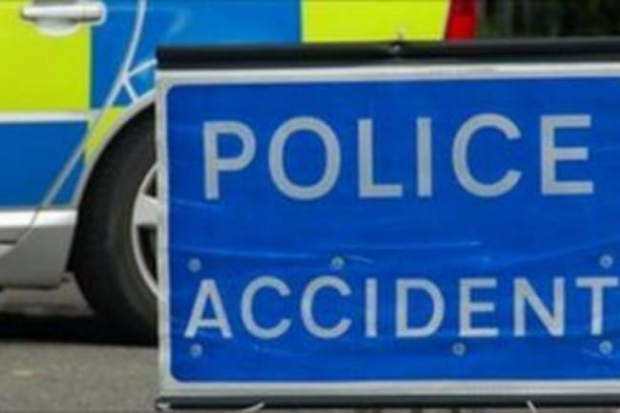 Crash on M73 junction 2 near Glasgow  closes two lanes