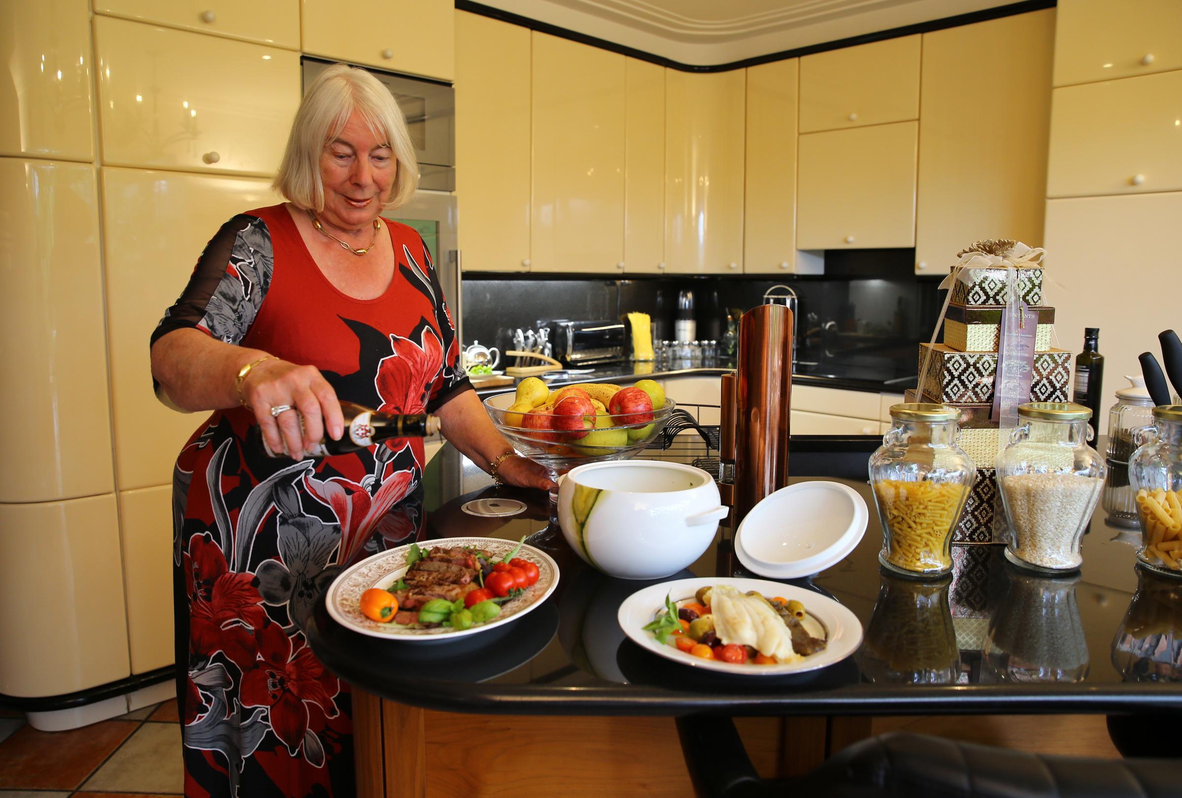 Glasgow food and drink:  Italian boat trip inspires tasty fish dish