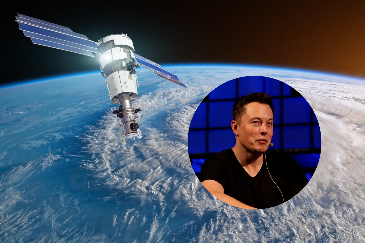 Glasgow-built satellite to launch into space on Elon Musk SpaceX rocket